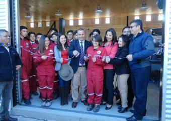 Inauguración Taller Mecánica Automotriz